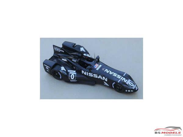 P24085K Nissan Deltawing  Le Mans 2012 Resin Kit
