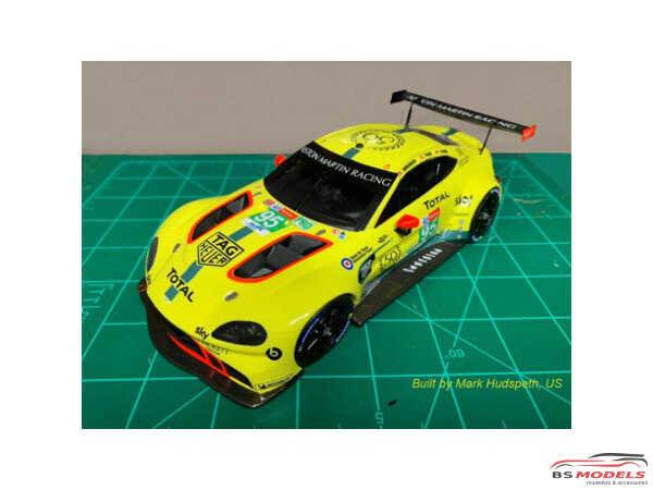 P24115K Aston Martin GTE Le Mans 2019/2019 Resin Kit