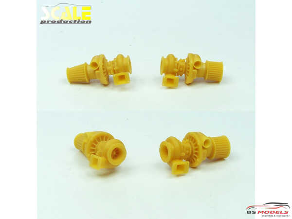 SP24175-2 Turbocharger (no airfilter) Resin Accessoires