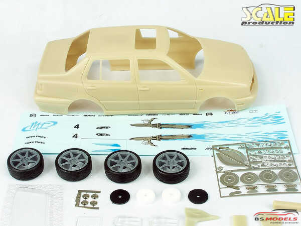 "SPTK24054-FF Transkit Vento / Jetta 3  ""The Fast and The Furious"" Multimedia Transkit"