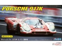 FUJ12607 Porsche 917K '70 Le Mans Champion Plastic Kit