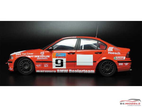 NU24007 BMW 320i E46 Plastic Kit