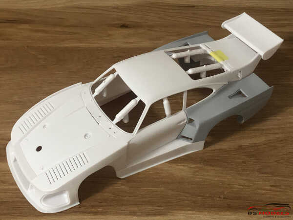 SKTK010 Porsche 935 K3 Le Mans 1980 Fender Conversion kit Resin Transkit
