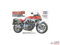 TAM14065 Suzuki GSX1100S  Katana Custom Tuned Plastic Kit