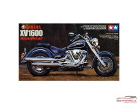 TAM14080 Yamaha XV1600 Road Star Plastic Kit