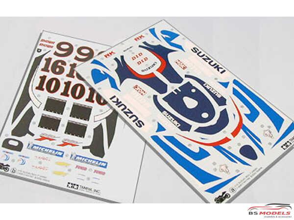 TAM14081 Suzuki RGV Gamma 500 (XR89) Plastic Kit