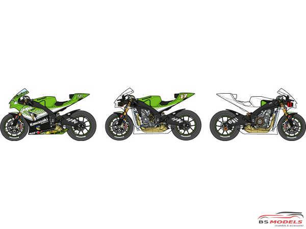 TAM14109 Kawasaki Ninja ZX-RR Plastic Kit