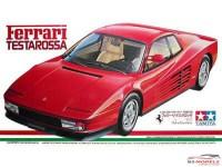 TAM24059 Ferrari Testarossa Plastic Kit