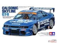 TAM24184 Nissan R33 Calsonic Skyline GT-R Plastic Kit
