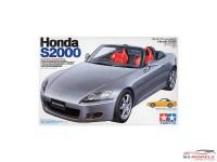 TAM24211 Honda S2000 Plastic Kit