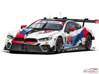 PN24010 BMW M8 GTE  2019  Daytona winner Plastic Kit