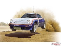 PN24011 Porsche 911   1984 Oman Rally Plastic Kit