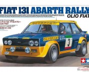 TAM20069 Fiat 131 Abarth Rally Olia Fiat Plastic Kit