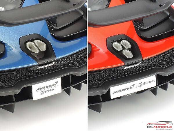 TAM24355 Mclaren Senna Plastic Kit