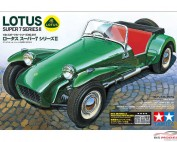 TAM24357 Lotus SuperSeven Series II Plastic Kit