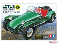 TAM24357 Lotus SuperSeven Series II Plastic Kit