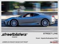 SB300103 Ferrari - Argento Nuerburgring met (101C) Paint Material