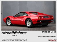 SB300117 Ferrari - Rosso Chiaro (20R190) Paint Material