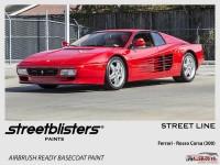 SB300118 Ferrari - Rosso Corsa (300) Paint Material