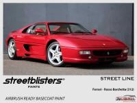 SB300122 Ferrari - Rosso Barchetta (312) Paint Material