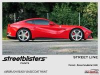SB300126 Ferrari - Rosso Scuderia (323) Paint Material