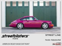 SB300285 Porsche - Rubystone Red Paint Material