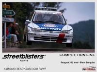 SB306009 Peugeot - Blanc Banquise Paint Material