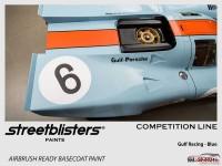 SB306024a Ford / Porsche - Gulf Blue Paint Material