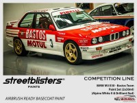 SB306029 BMW - Bastos Team - (2 x 30ml) Paint Material