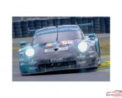 P24127K Porsche 911 RSR Dempsey Proton #99  Le Mans 2020 Resin Kit