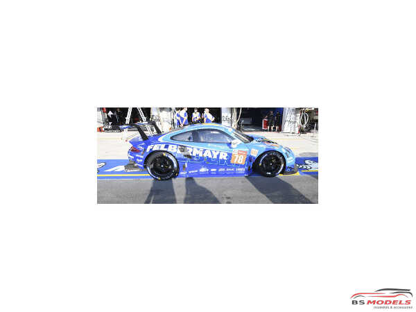 P24131K Porsche 911 RSR Felbermayr #78  Le Mans 2020 Resin Kit