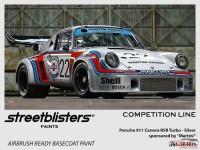"SB306039 Porsche 911 RSR ""Martini Silver""  30ml Paint Material"