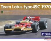 EBR20006 Lotus Type 49C  1970 Plastic Kit