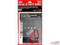 """PNE24015 Toyota Celica GT4 st165  """"Fina"""" Tour de Corse  grade up parts Etched metal Accessoires"""