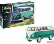 REV07675 Volkswagen T1 Bus Plastic Kit