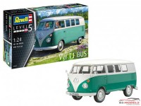 REV07675 Volkswagen T1 Bus Plastic Kit
