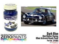 ZP1153 Rob Walker Racing Dark Blue 60ml Paint Material