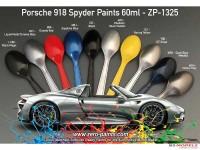 ZP1325-M5J Porsche 918  M5J  Sapphire Blue    60ml Paint Material