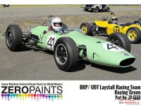 ZP1550 BRP / UDT Laystall Racing Team Green  60ml Paint Material
