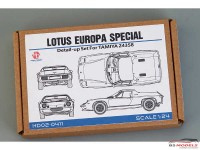 HD020411 Lotus Europa Special detail up set  FOR TAM 24358 Multimedia Accessoires