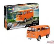 REV07667 Volkswagen VW  T2 Bus Plastic Kit