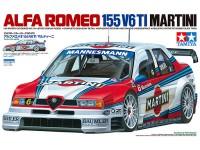 24176 Tamiya Alfa Romeo 155 V6 TI martini