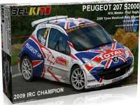 BEL001 Belkits Peugeot 207 S2000
