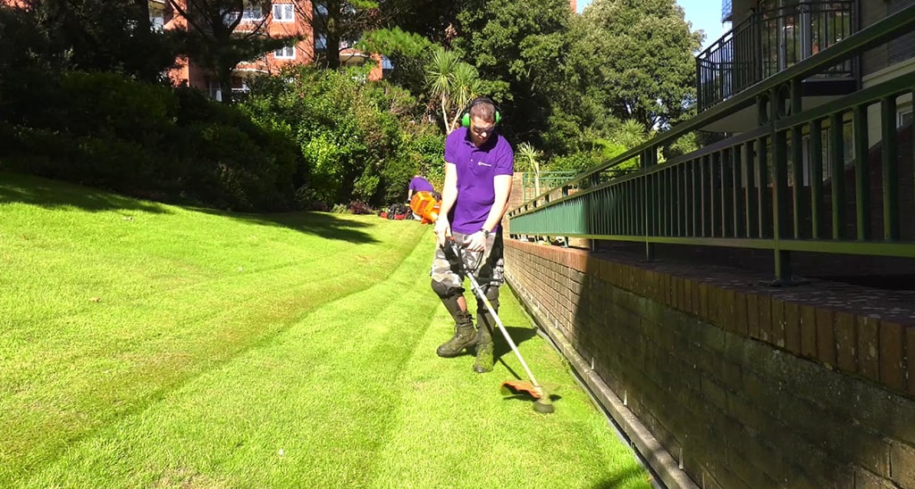 Grounds maintenance in Bournemouth