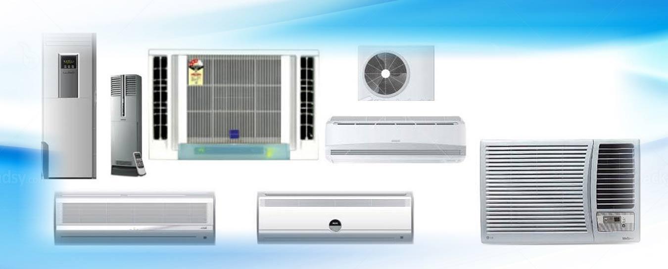 Air conditioner categories gharvalas