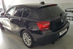 Ramen Blinderen BMW 1 serie