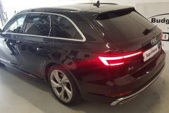 Ramen Blinderen Audi A4 Station