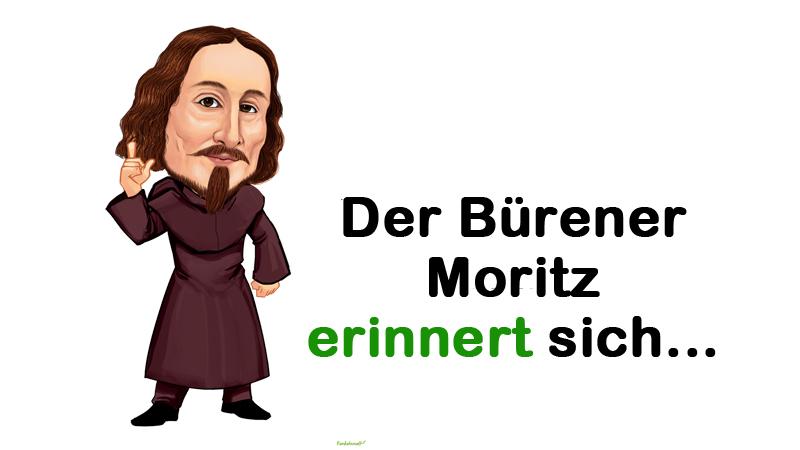 Moritz erinnert sich