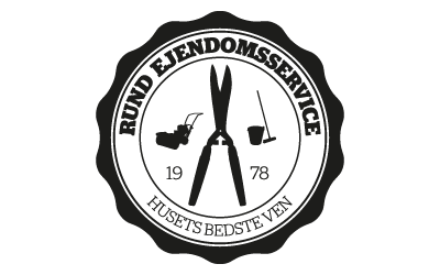 Rund Ejendomsservice logo