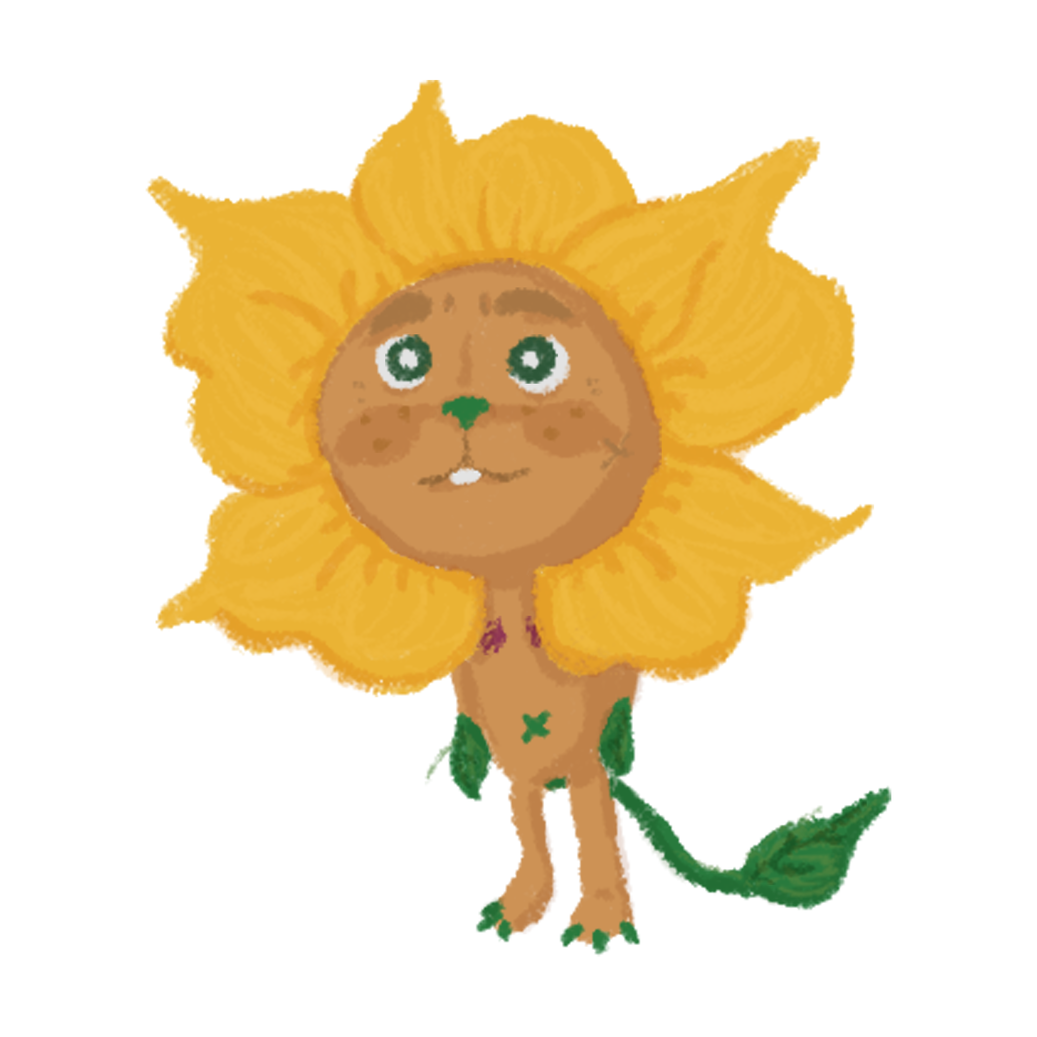 Florette Sticker